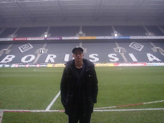 Ludwig på Borussia Park