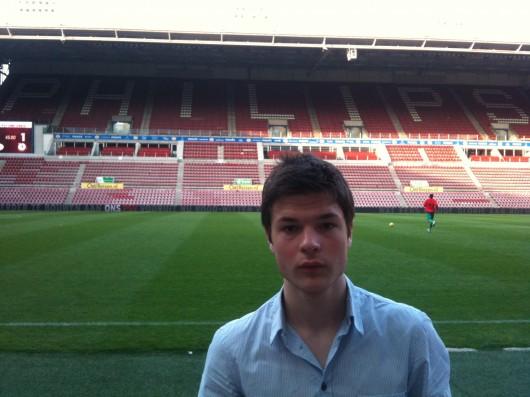 Albert på Philips Stadion