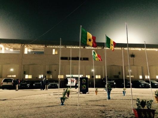 Arenan Stade Caroline Faye, M'bour