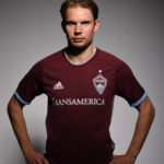 TUCSON, AZ - FEBRUARY 11: The Colorado Rapids pose for photos during media day on February 11, 2018 at the Omni Tucson National Resort in Tucson, Arizona.  (Photo by Garrett W. Ellwood/Colorado Rapids)